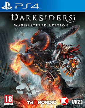 Darksiders: Warmastered Edition PS4 Cover
