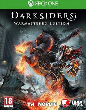 Darksiders: Warmastered Edition Xbox One Cover