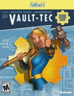 Fallout 4: Vault-Tec Workshop PC Cover