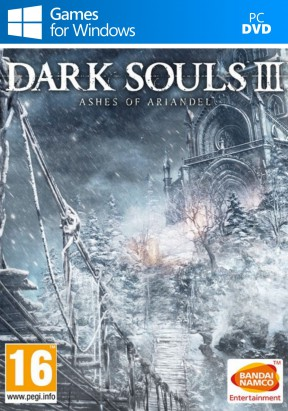 Dark Souls III - Ashes of Ariandel PC Cover