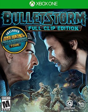 Bulletstorm: Full Clip Edition Xbox One Cover