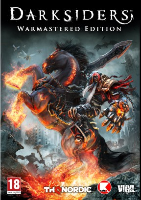 Darksiders: Warmastered Edition PC Cover