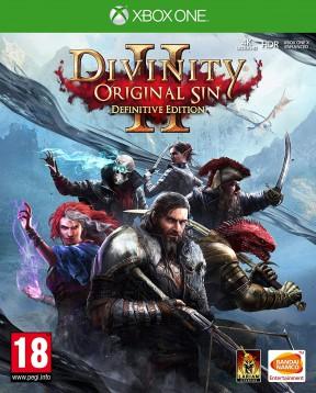 Divinity: Original Sin 2 Xbox One Cover