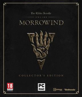 The Elder Scrolls Online: Morrowind PC Cover