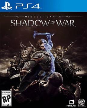 La Terra di Mezzo: L'ombra della Guerra PS4 Cover