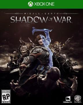 La Terra di Mezzo: L'ombra della Guerra Xbox One Cover