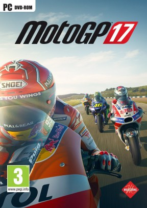MotoGP 17 PC Cover