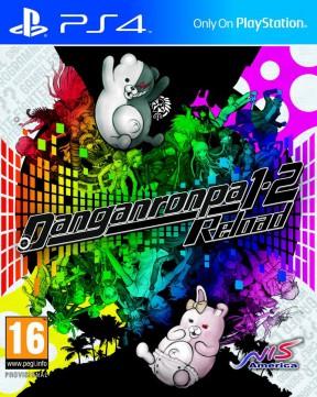 Danganrompa 1&2 Reload PS4 Cover