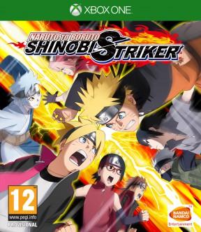 Naruto to Boruto: Shinobi Striker Xbox One Cover