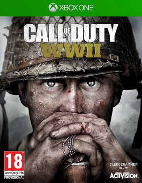 Call of Duty: WWII Xbox One Cover