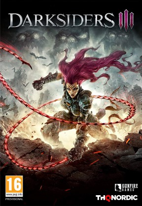 Darksiders 3 PC Cover