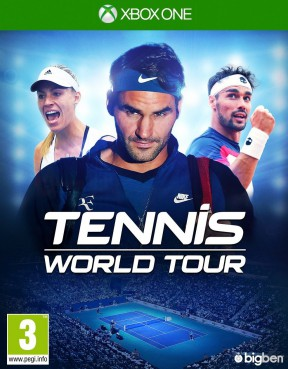 Tennis World Tour Xbox One Cover