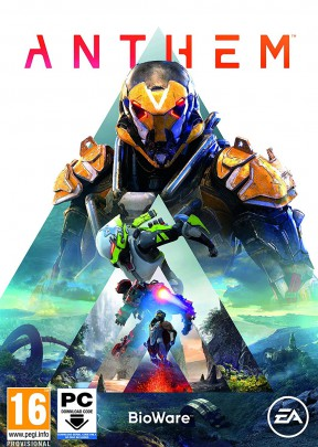 Anthem PC Cover