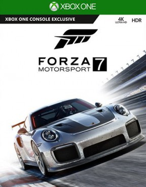 Forza Motorsport 7 Xbox One Cover