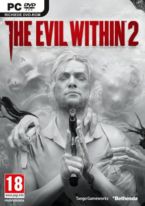 The Evil Within 2 PC Cover