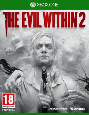 The Evil Within 2 Xbox One Cover