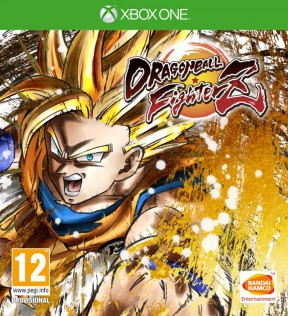 Dragon Ball FighterZ Xbox One Cover