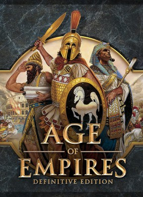 Age of Empires: Definitive Edition PC Cover