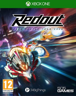 Redout Xbox One Cover