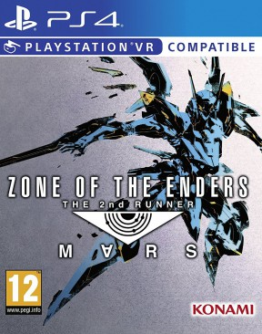 Zone of The Enders: The 2nd Runner - MARS PS4 Cover
