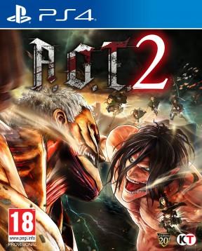 Attack On Titan 2 Xbox One Cover