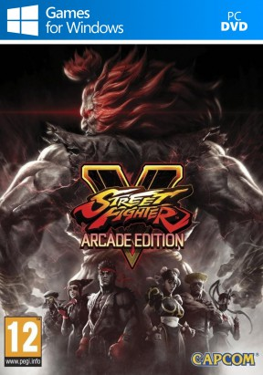 Street Fighter V Arcade Edition PC Cover