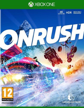 Onrush Xbox One Cover