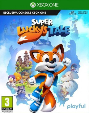 Super Lucky's Tale Xbox One Cover