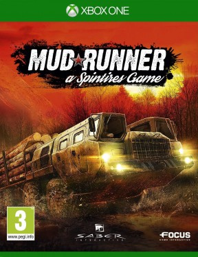 Spintires MudRunner PC Cover