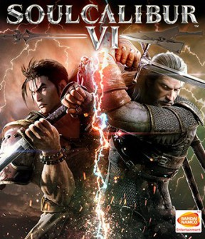 Soul Calibur VI PC Cover