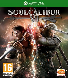 Soul Calibur VI Xbox One Cover