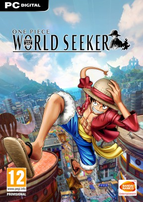 One Piece World Seeker PC Cover