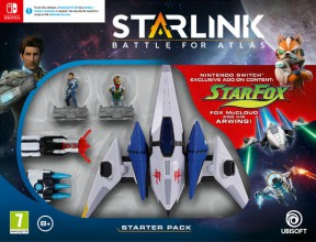 Starlink: Battle for Atlas Switch Cover