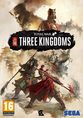 Total War: Three Kingdoms PC Cover