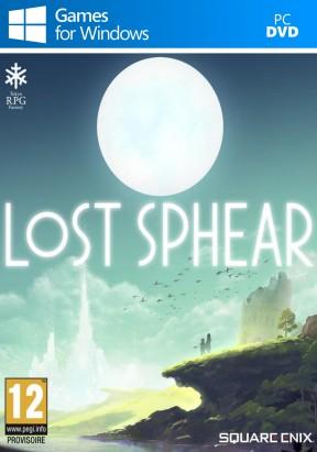 Lost Sphear PC Cover