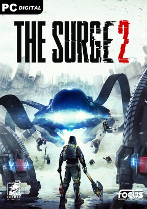 The surge 2 PC Cover