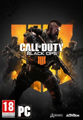 Call of Duty: Black Ops 4 PC Cover