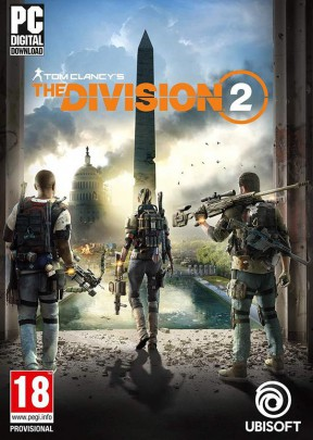 Tom Clancy's The Division 2 PC Cover