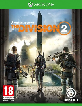 Tom Clancy's The Division 2 Xbox One Cover