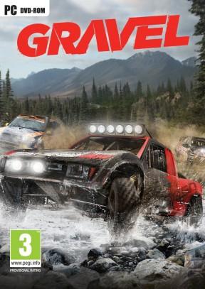 Gravel PC Cover
