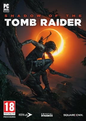 Shadow Of The Tomb Raider PC Cover