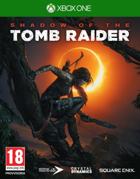Shadow Of The Tomb Raider Xbox One Cover