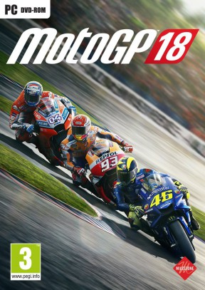 MotoGP 18 PC Cover