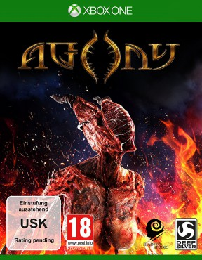 Agony Xbox One Cover