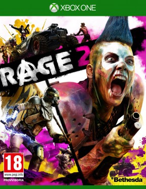 RAGE 2 Xbox One Cover
