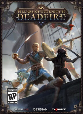 Pillars of Eternity II: Deadfire PC Cover
