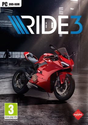 RIDE 3 PC Cover