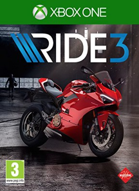 RIDE 3 Xbox One Cover