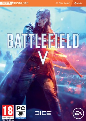 Battlefield V PC Cover