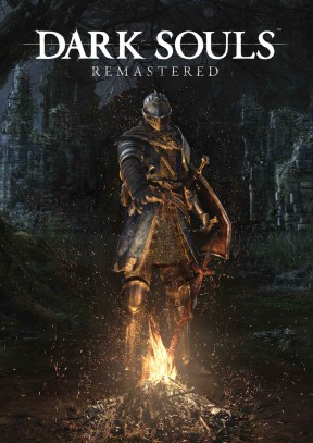 Dark Souls: Remastered PC Cover